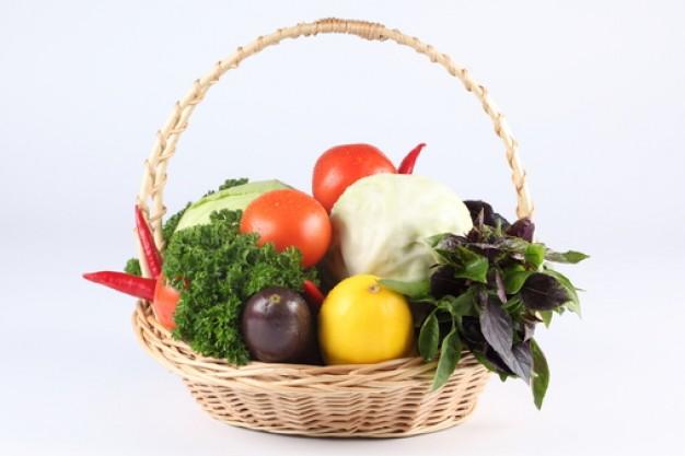 Masker sayuran