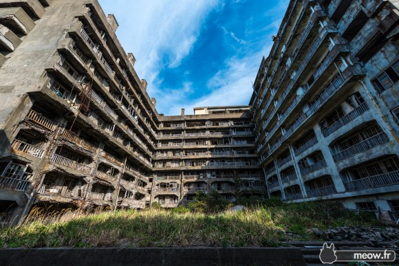 bangunan gunkajima