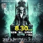 konser Kim Hyun Joong