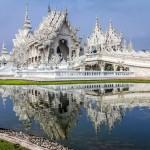 kuil putih Thailand