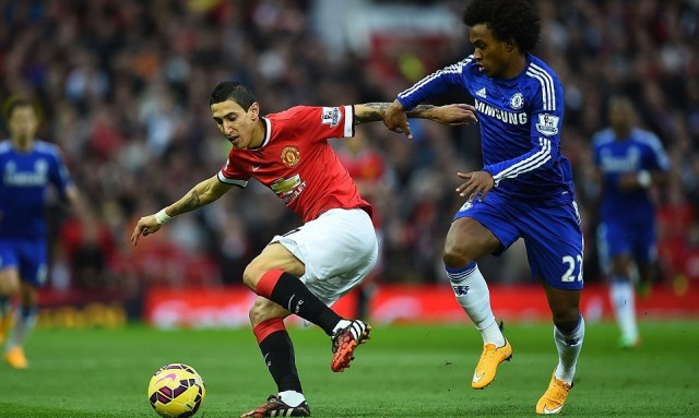 Hasil Skor Liga Inggris, MU vs Chelsea