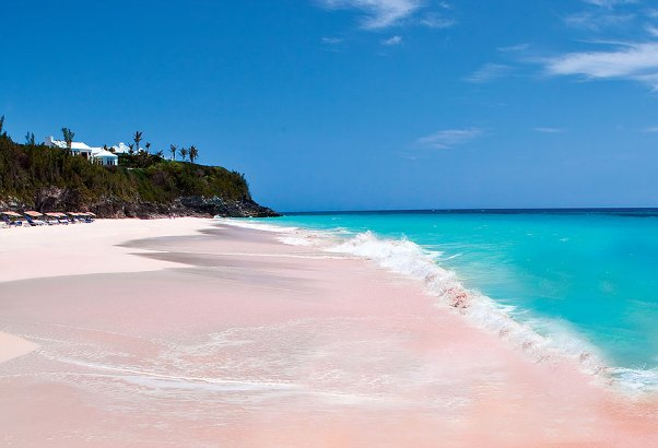 Pantai Pasir Pink
