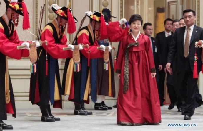 Presiden korea