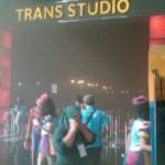 Trans Studio Bandung Kebakaran