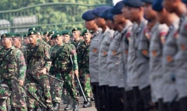 Awal Mula Bentrok TNI vs Polri
