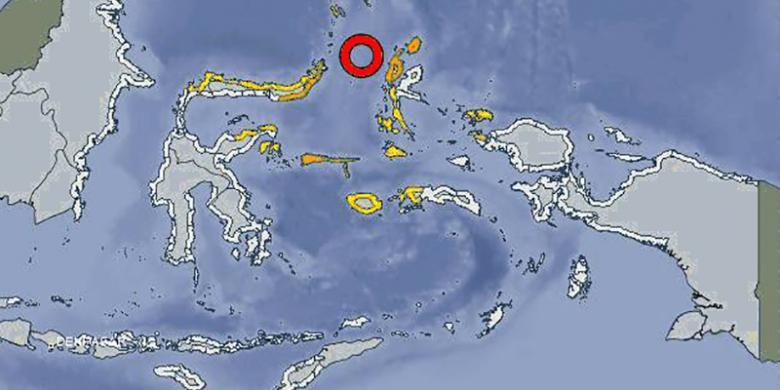 BMKG Telah Mencabut Peringatan Tsunami