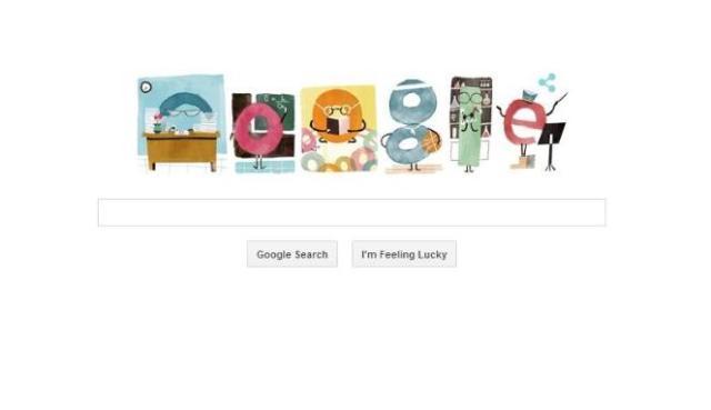 Google Doodle Turut Memperingati Hari Guru