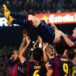 Klasemen Sementara Liga Spanyol 2014