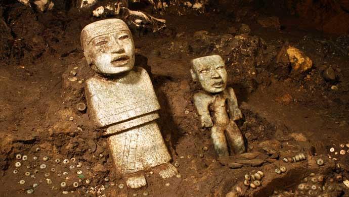 Makam Kuno Meksiko