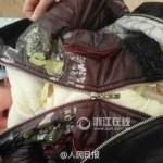 Malang, Bayi Ini Ditemukan dalam Sebuah Tas di Bawah Kursi Kereta 1