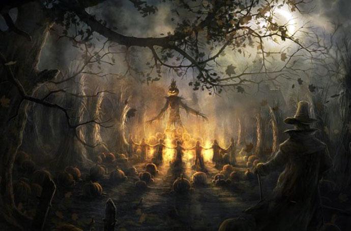 Sejarah-Perayaan-Hari-Halloween