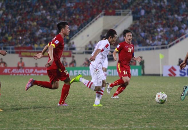 Vietnam vs Laos