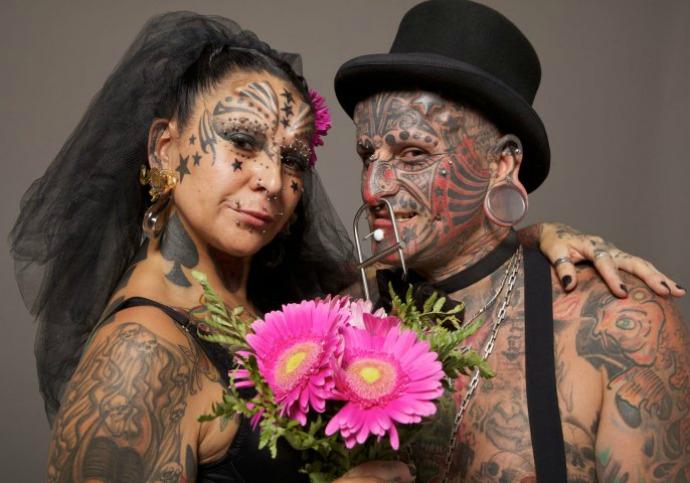 Victor dan Gabriella Peralta