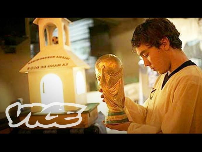 Agama Maradona