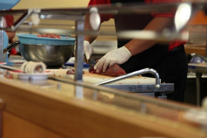 Wanita Dilarang Jadi Sushi Chef