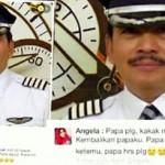 Air Asia Hilang Kontak, Keluarga Sang Pilot Shock