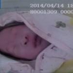 Bayi Ditemukan Sendirian Dalam Toilet