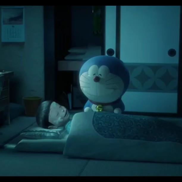 Detik-Detik Sebelum Kepergian Doraemon - (c)andrekurniawant