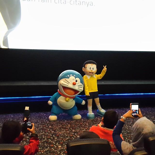 Doraemon Dan Nobita Hadir - (c)mokinoid