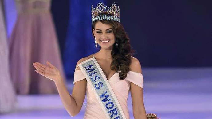 Gelar Miss World 2014 Jatuh Pada Rolene Strauss Asal Afrika Selatan