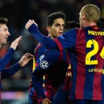 Hasil Pertandingan Barcelona v PSG