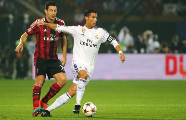 Hasil Pertandingan Real Madrid vs AC Milan