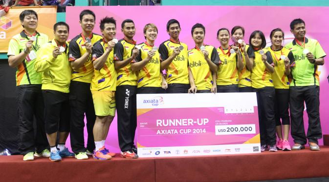 Indonesia Hanya Menjadi Runner-Up, Pelatih Tak Menyesal