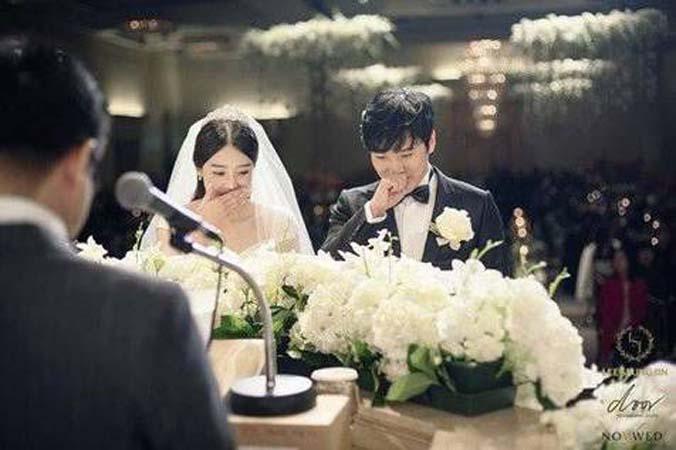 Inilah Foto-foto Pernikahan Sungmin Dengan Kim Sa Eun 2