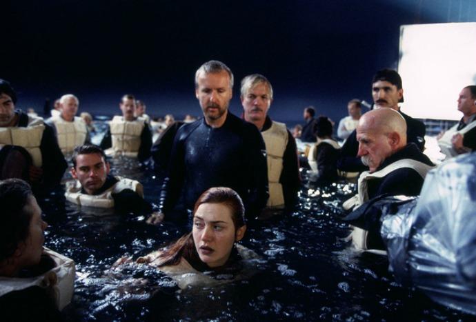 Di Balik Layar Film Titanic