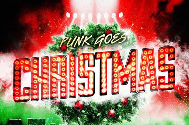Perayaan Hari Natal Dengan Punk Goes Christmas