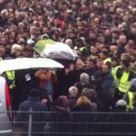 Ribuan Warga Jerman Hadir Dalam Upacara Pemakaman Tugce Albayrak