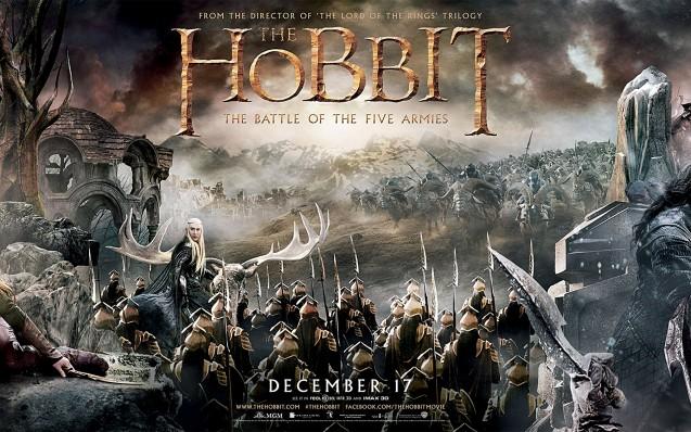 Seri Terakhir The Hobbit Mulai Tayang Di Bioskop Tanah Air