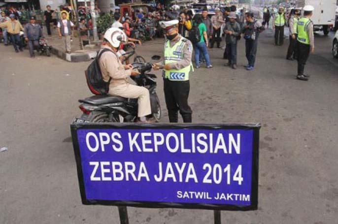 Target Utama Operasi Zebra