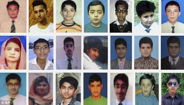 Tragis, Sekolah Berubah Jadi Neraka Pasca Pembantaian Taliban 1 DAILYMAIL