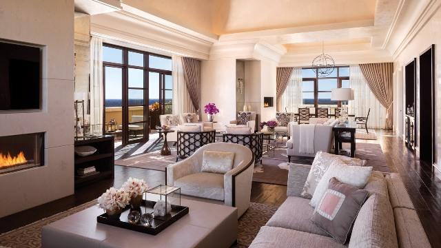 Kamar Hotel Walt Disney Termahal di Dunia (Royal suite, Four Seasons Resort Orlando)