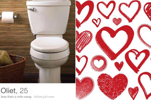 200 Wanita Kepincut Pada Sosok Toilet di Tinder. Siapakah Dia 1 MIRROR