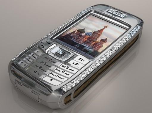 Handphone Termahal di Dunia (Smartphone Diamond Crypto)