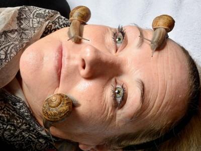Perawatan Wajah dengan Lendir Keong
