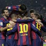 Barcelona vs Atletico Madrid Berakhir Dengan Skor 3-1