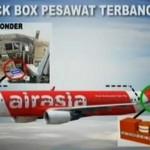 Black Box CVR Air Asia QZ8501 Telah Ditemukan