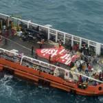 Ekor Pesawat Air Asia QZ8501 Berhasil Dievakuasi