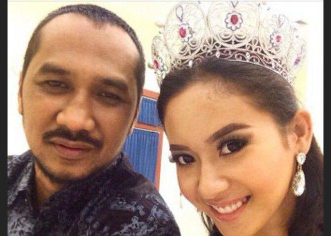Selfie bersama Abraham Samad
