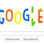 Google Doodle Turut Rayakan Pergantian Tahun Baru (2)