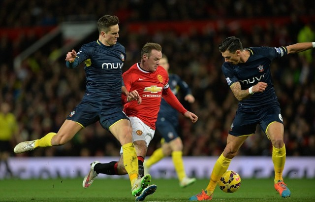Hasil Liga Inggris Manchester United vs Southampton
