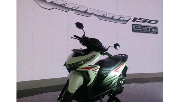 Honda Vario 150 Resmi Diluncurkan