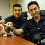 Sersan Benjamin Cheah dan Kopral Mohammad Faidzul bin Muslim