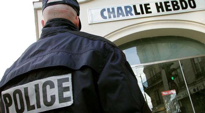 Insiden Penembakan Charlie Hebdo