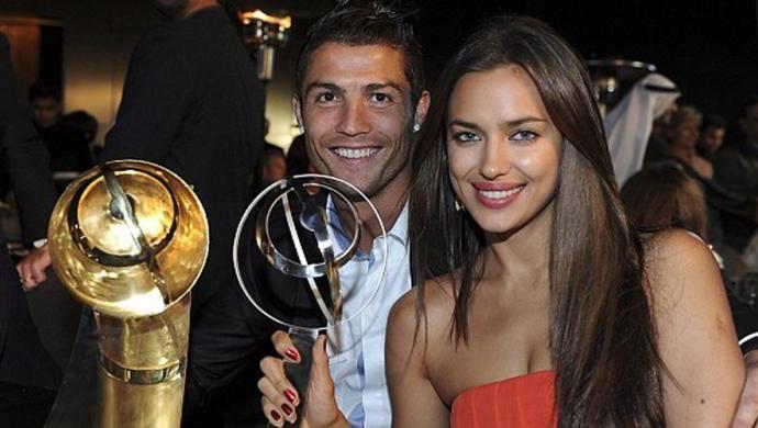 Irina Shayk Bantah Putus Dari Christiano Ronaldo