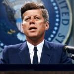 Tokoh Penting John F Kennedy (c) history com