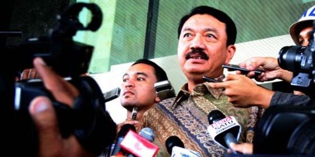Kepala Lembaga Pendidikan Polri Komjen Budi Gunawan